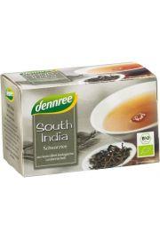 Herbata Czarna Południowe Indie Ekspresowa Bio 20 X 1,5 G - Dennree