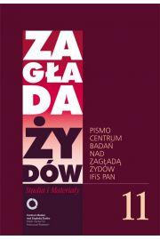 Zagłada Żydów. Studia i Materiały nr 11 R. 2015