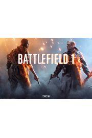 Battlefield 1 Squad - plakat