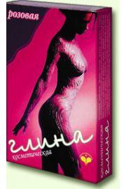 Różowa Glinka kosmetyczna, SK OOO Stimul-kolor kosmetyk