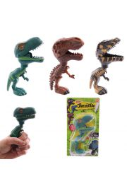 Figurka dinozaura z ruchom� szcz�k�