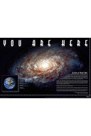 Ziemia w Kosmosie - plakat