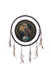 Lisa Parker stary spichlerz sowa Łowca snów 60cm