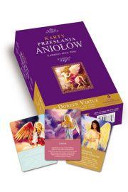 Karty przes�ania anio��w - dr Doreen Virtue