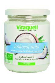 Żż Olej Kokosowy Bezwonny Bio 200 G (213 Ml) - Vitaquell