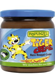 """Krem Orzechowo-Czekoladowy """"tiger"""" Bio 400 G - Rapunzel"""