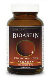 Bioastin Astaksantyna - Luteina (60 kapsułek) - suplement diety