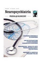 Neuropsychiatria. Przegląd Kliniczny NR 2(2)/2009