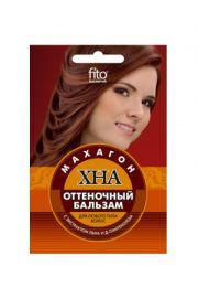 Odżywka koloryzująca do włosów HENNA – mahoń FIT Fitocosmetic