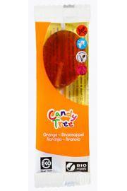 Lizaki O Smaku Pomarańczowym Bezglutenowe Bio 13 G - Candy Tree
