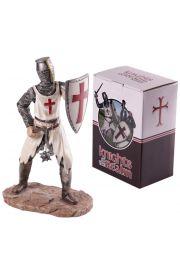 Krzyżowiec z maczugą, duży