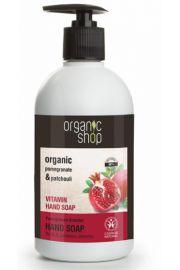 Organiczne Witaminowe Mydło w pł. do rąk OS Organic Shop