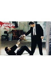 Wściekłe Psy - Reservoir Dogs Guns - plakat