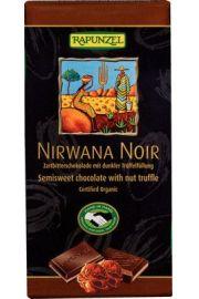 Czekolada Nirvana Truflowa Bio 100 G - Rapunzel