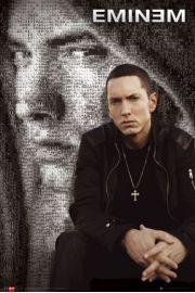 Eminem Mozaika - plakat