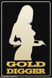 Złoty Pejcz - Akt - plakat