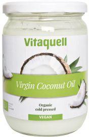 Olej Kokosowy Virgin Bio 400 G (430 Ml) - Vitaquell