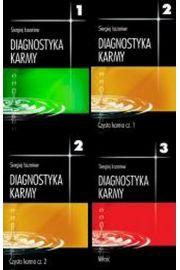 Zestaw: Diagnostyka karmy Tom 1-3 - Łazariew Siergiej