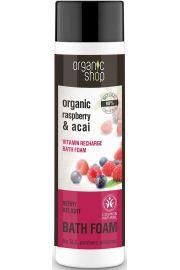 Organiczny Płyn do kąpieli Bomba Witaminowa OS Organic Shop
