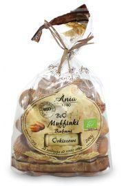 Muffinki Babuni Orkiszowe Bio 200 G - Bio Ania