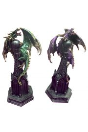 Dark Legends - Gotycki Smok na wie�y
