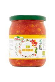 Cieciorka W Pomidorach Bio 440 G - Primaeco