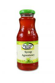 Syrop Z Agrestu Bio 250 Ml - Owocowe Smaki