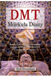 DMT Molekuła Duszy. Rewolucyjne badania w dziedzinie biologii doświadczeń mistycznych i z pogranicza śmierci