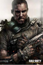 Call of Duty Advanced Warfare �o�nierz - plakat