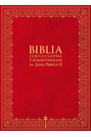 Biblia Jubileuszowa (bez obwoluty)