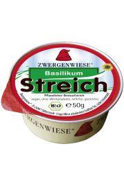 Pasta Słonecznikowa Z Bazylią Bezglutenowa Bio 50 G - Zwergenwiese