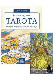 Zestaw: Praktyczny kurs Tarota + Tarot Uniwersalny