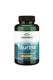 Swanson Taurine (Tauryna) 500mg 100 kaps.