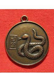 Wąż - wzmacnia siłę woli, rozwija intuicję, chroni przed nieszczęściami