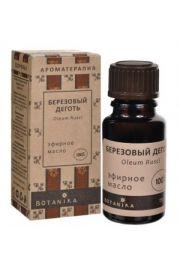 100% Naturalny olejek eteryczny Brzozowy dziegieć (Dziegieć) BT BOTANIKA