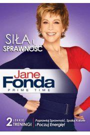 Jane Fonda. Siła i sprawność. Płyta DVD