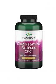 Swanson Glukozamina 500mg 250 kaps.