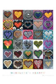 Madalenes Heart - Kompilacja Serc - plakat