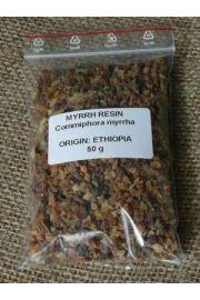 Mirra - Myrrh - opakowanie 50 gram
