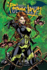 DC Comics Poison Ivy - plakat