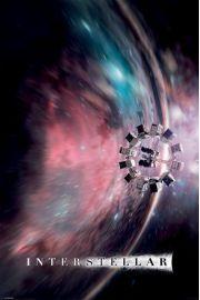 Interstellar Przyszłość - plakat