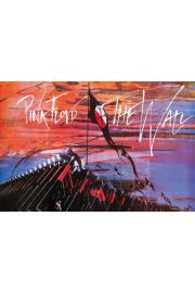 Pink Floyd The Wall Hammers - plakat