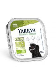 (Dla Psa) Kawałki Kurczaka Z Warzywami Bezglutenowe Eko 150 G - Yarrah