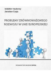 Problemy zrównoważonego rozwoju w Unii Europejskiej