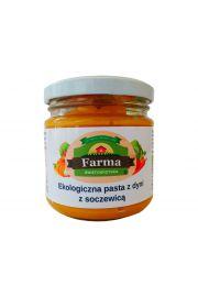 Pasta Z Dyni Z Soczewic� Bio 175 G - Farma �wi�tokrzyska