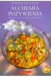 Alchemia pożywienia z płytą DVD