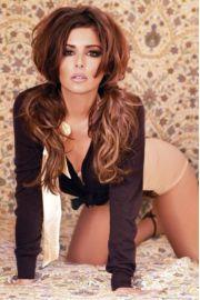 Cheryl Cole w ��ku - plakat