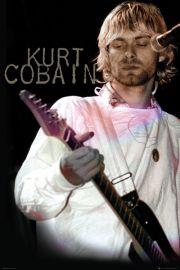 Nirvana Kurt Cobain Cook - plakat