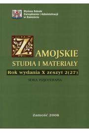 Zamojskie Studia i Materiały. Seria Fizjoterapia. R. 10, 2(27)