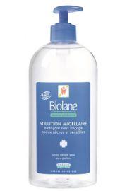 BIOLANE BABY, Specjalistyczna Woda Micelarna AZS, 500ml - SUPER PROMOCJA -20%